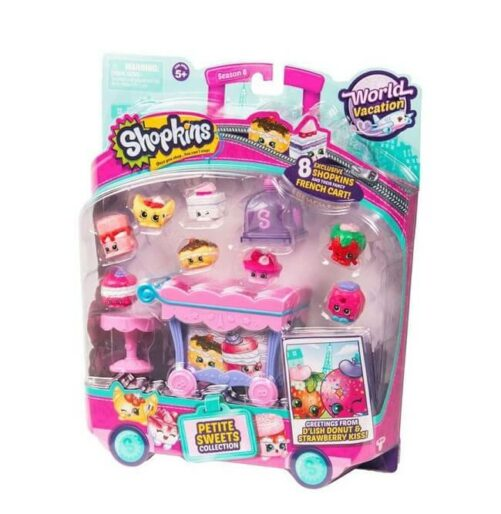 Shopkins world - petite sweets - sæson 8