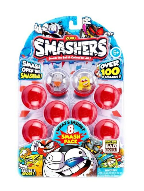 Smashers 8-pack
