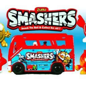 Smashers bus