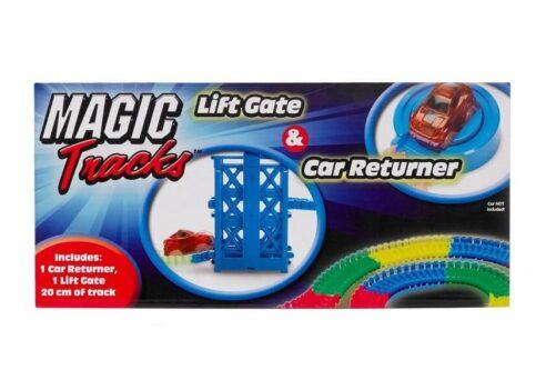 Magic Tracks - Lift Gate and Car returner