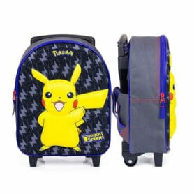 Pokemon Trolley kuffert