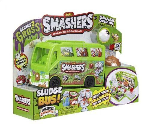 Smashers Bus - Sludge