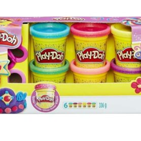play-doh sparkle modellervoks