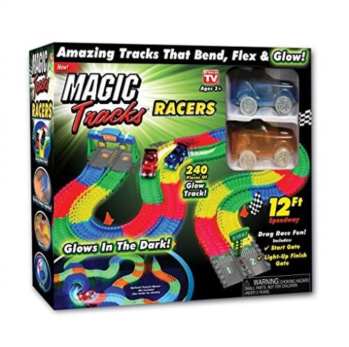 Magic Track racers