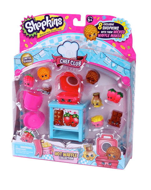 shopkins limited - chef club s6