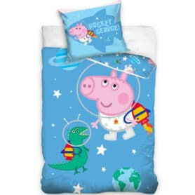 Gustav gris junior sengetøj