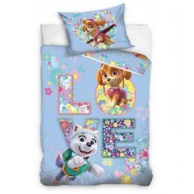 Paw Patrol junior sengetøj - skye