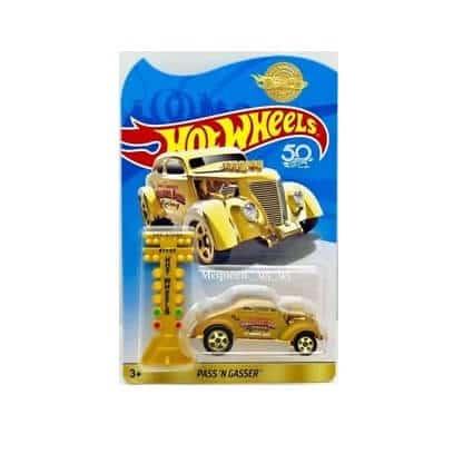 Pass and Gasser Hot Wheels bil