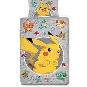 Pokemon sengetoj Pikachu sengetøj