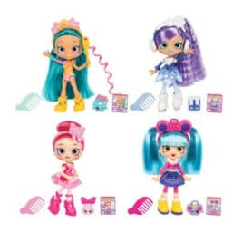 Shopkins Shoppies Dance Style dukker