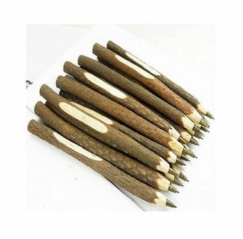 Træ kuglepen - Kuglepen af træ