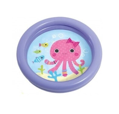 Baby Badebassin - Blæksprutte