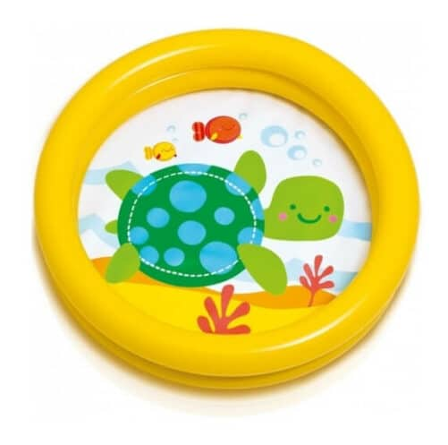 Baby Badebassin - Skildpadde