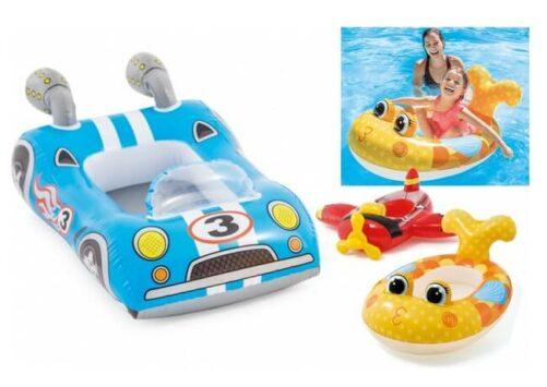 Badedyr både til børn
