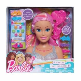 Barbie Styling Hoved - Sminkehoved