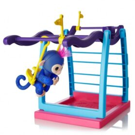 Fingerlings Playset med Abe - Naima