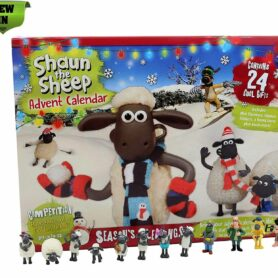 Frode Får Julekalender - Shaun the sheep