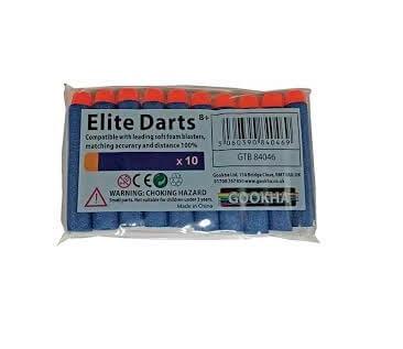 Goohka Elite Dart Pile - Nerf