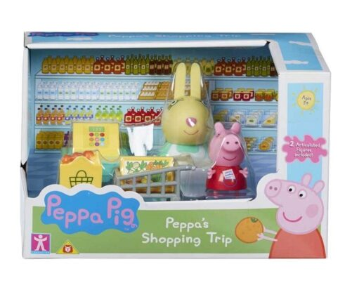 Gurli Gris Shopping legetøj
