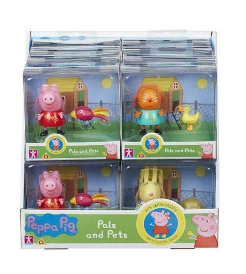 Gurli Gris figurer - legetøj