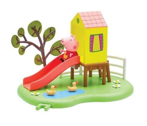 Gurli Gris legetøj - rutsjebane sæt