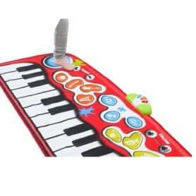 Kæmpe Jumbo Pianomåtte