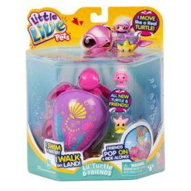Little Live Pets lil Turtle - Skildpadde S6