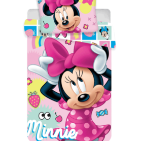 Minnie Mouse junior sengetøj