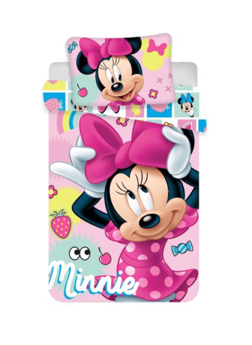 Minnie Mouse junior sengetøj