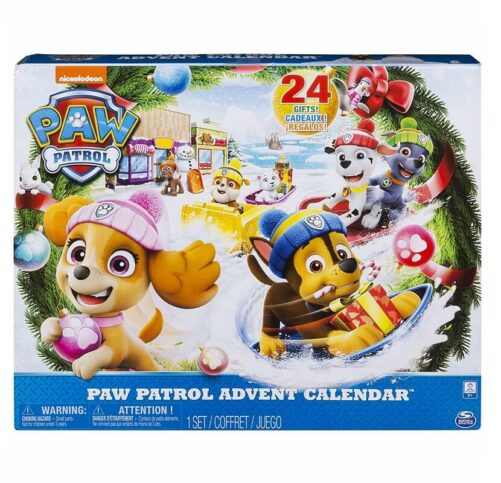 Paw Patrol Julekalender