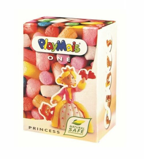 PlayMais Classic one prinsesse
