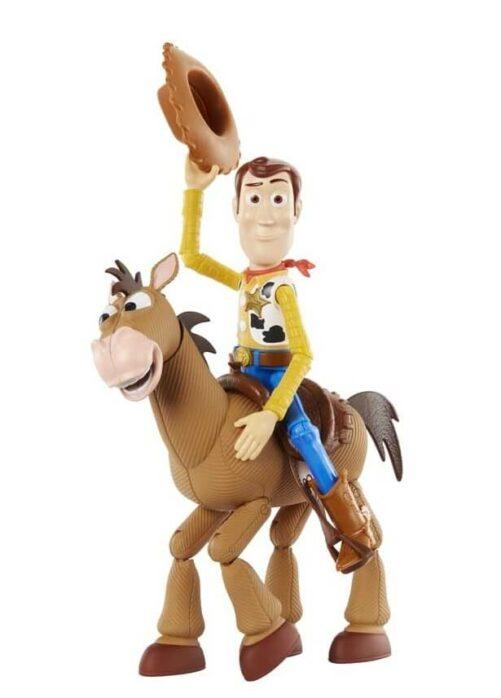 Toy Story Woody og hest- Toy Story 4