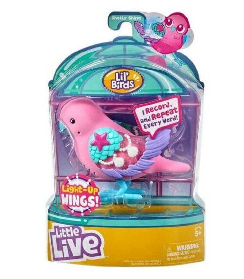 little-live-pet-fugl-s9-Shelley Shine