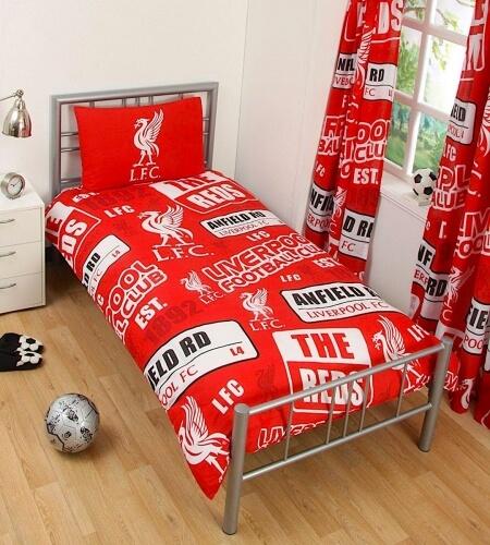 Liverpool Sengetøj
