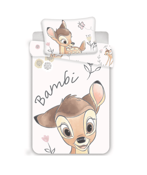 Bambi Junior sengetøj