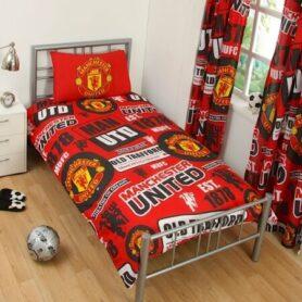 Manchester united sengetøj manchester utd