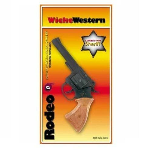 Cowboy Pistol med løse skud