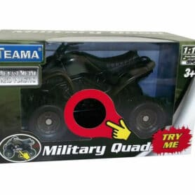 Militær ATV Legetøjsbiler