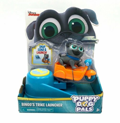 Poppy dog pals figures