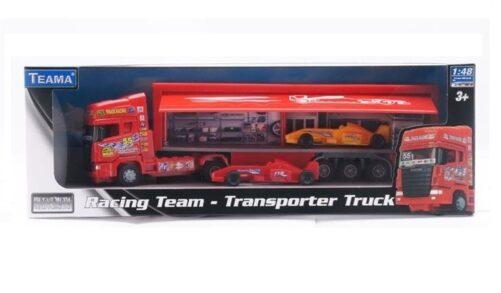 Teama racing team truck