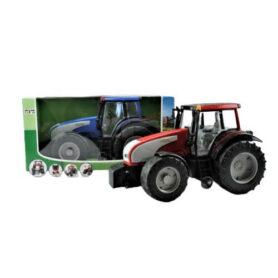 Traktor med funktion og friktion