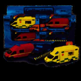 Udrykningsbiler - legetøj