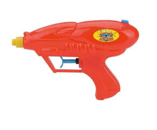 Vandpistol splash attack