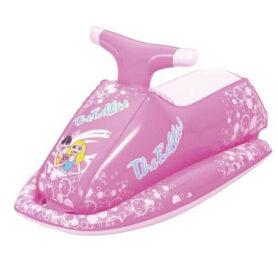 Vandscooter oppustelig pink