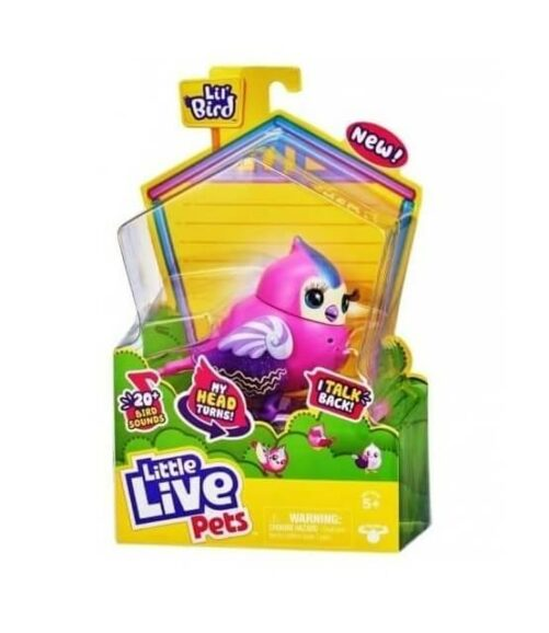 Candi Sweet - Little Live Pets fugl