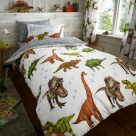 Dinosaur sengetøj
