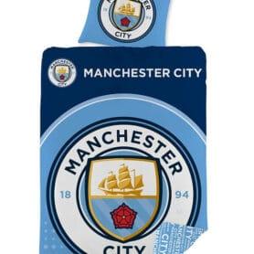 Manchester city sengetøj