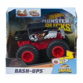 Monster Truck Hot Wheels ass