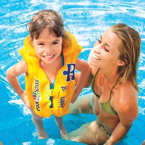 Svømmevest til børn