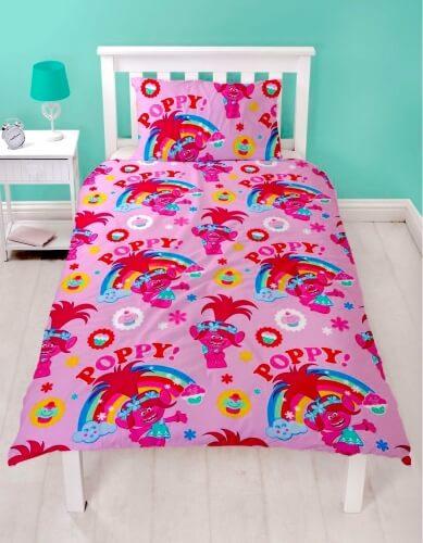 Trolls sengetøj - vendbart